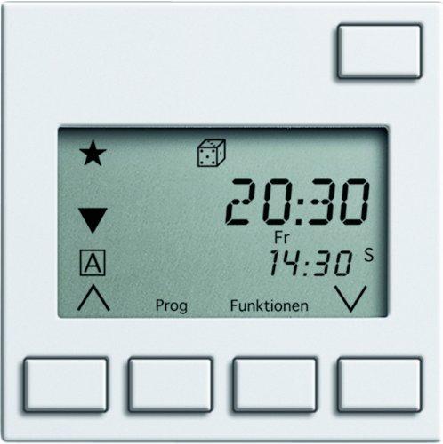 gira 130803 aufsatz jalousie 2 system 55 reinwei reppilc. Black Bedroom Furniture Sets. Home Design Ideas