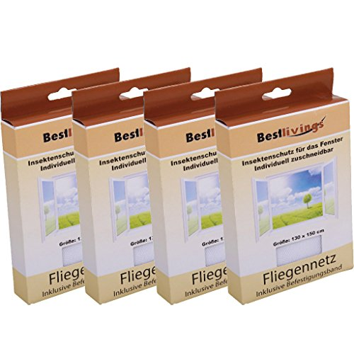 easymaxx 05524 moskitonetz magic klick mit. Black Bedroom Furniture Sets. Home Design Ideas
