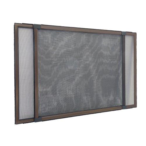 insektenschutzrahmen schiebfix fliegengitter f r fenster balkont r terrassent r mit. Black Bedroom Furniture Sets. Home Design Ideas