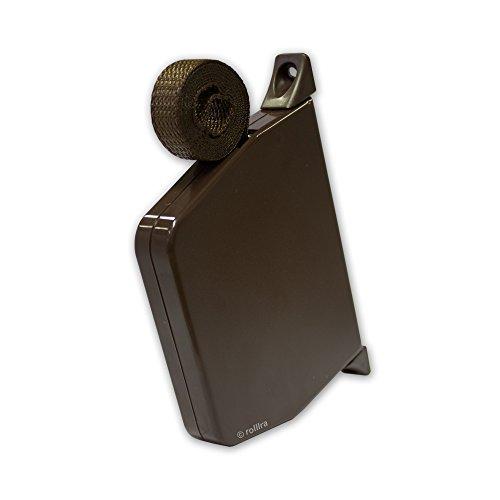 schellenberg 50152 aufschraubwickler aufklappbar mini braun reppilc. Black Bedroom Furniture Sets. Home Design Ideas