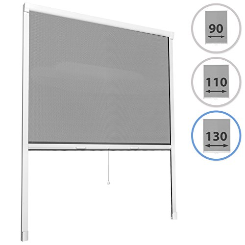 jarolift insektenschutz spannrahmen profi line f r fenster rahmengr e 90cm x 150cm weiss. Black Bedroom Furniture Sets. Home Design Ideas