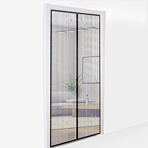 insektenvorhang mit magnetverschlu insektenschutz reppilc. Black Bedroom Furniture Sets. Home Design Ideas