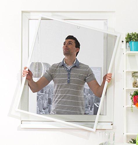 120 cm x 240 cm wei profi insektenschutz premium slim - Fenstergitter fur katzen ...