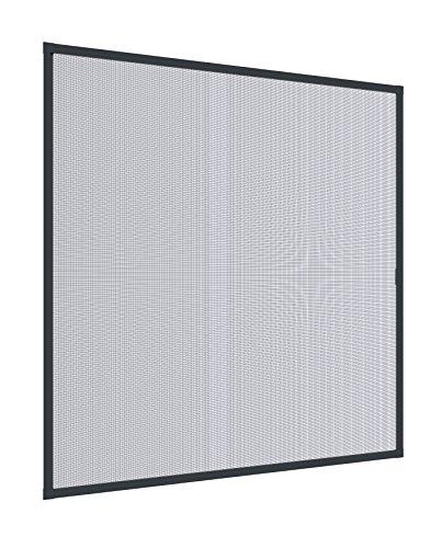 windhager insektenschutz spannrahmen t r fliegengitter alurahmen f r t ren individuell k rzbar. Black Bedroom Furniture Sets. Home Design Ideas