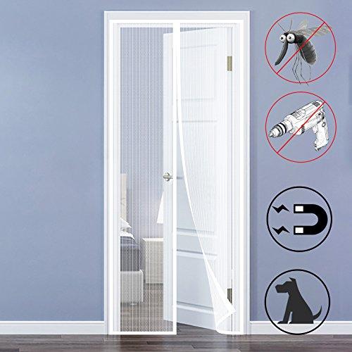 qh shop fliegengitter t r magnet fliegengitter automatisch. Black Bedroom Furniture Sets. Home Design Ideas